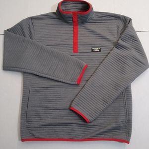L.L Bean - Airlight Pullover Knit - Gray - XL